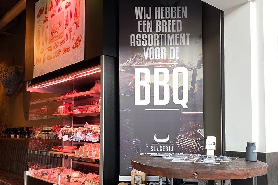 Slagerij Pieter Kling: voor 'gewoon' een goed stuk vlees.