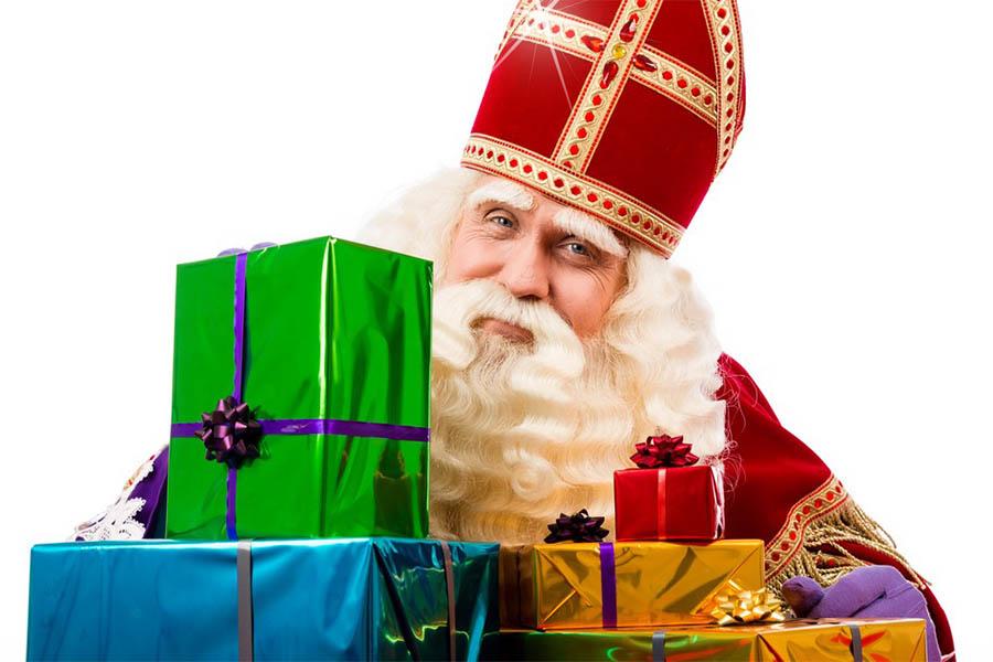 Sinterklaas cadeaus shoppen in de Burcht