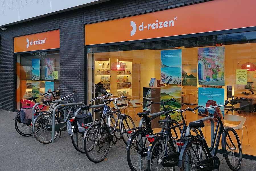 VakantieXperts Breda De Burcht wordt d-reizen Breda De Burcht