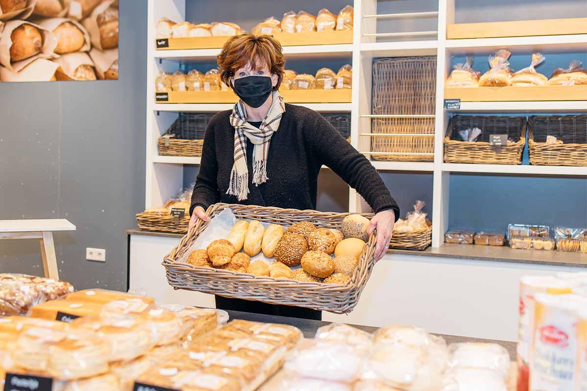 Bakkerij Rijngoos in de Burcht
