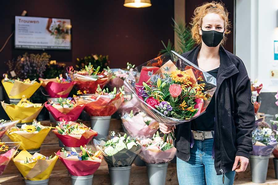 Bloemen voor Moederdag bij Fleurrijk